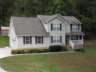 Ringgold Single Family Home Contingent: 71 Manor Dr