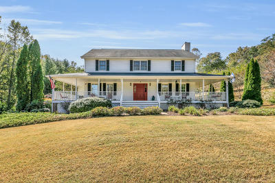 Chattanooga Single Family Home For Sale: 5311 McCahill Rd