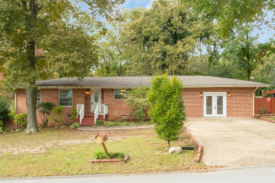Hixson Single Family Home Contingent: 5423 Haven Cir