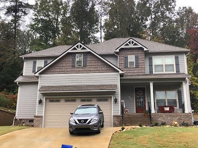 Ooltewah Single Family Home For Sale: 5641 Crooked Creek Dr