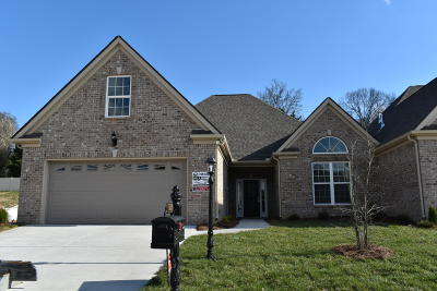 Hixson Townhouse For Sale: 7144 Potomac River Dr #Lot# 563