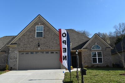 Hixson Townhouse For Sale: 7132 Potomac River Dr #Lot# 560