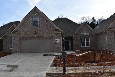 Hixson Townhouse For Sale: 7140 Potomac River Dr #Lot# 562