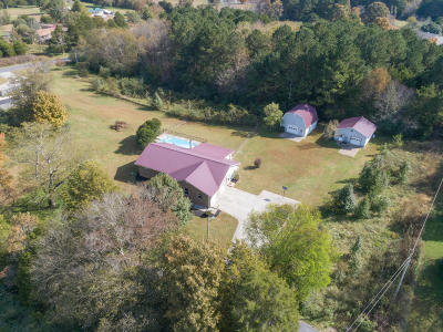 Charleston Single Family Home For Sale: 396 NW Old Eureka Rd