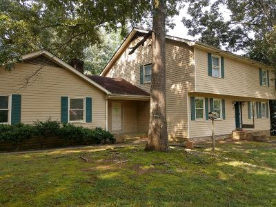 Hickory Hills Single Family Home For Sale: 460 NE Hickory Hills Dr