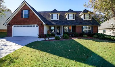 Ringgold Single Family Home For Sale: 101 Live Oak Rd