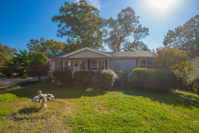 Soddy Daisy Single Family Home For Sale: 1918 Wilkes Ave