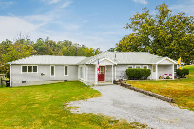 Cleveland Single Family Home For Sale: 3448 SW Tunnel Hill Rd