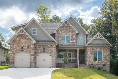 Ooltewah Single Family Home For Sale: 3194 Whistling Way #170