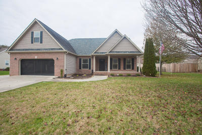 Soddy Daisy Single Family Home For Sale: 12209 Plow Ln