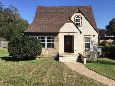 Chattanooga Single Family Home For Sale: 301 Lancaster Ave