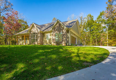 Hixson Single Family Home Contingent: 2311 S Gold Point Cir