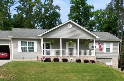 Soddy Daisy Single Family Home Contingent: 2004 Jacquelin Dr