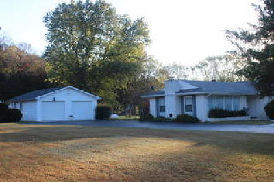 Marion Single Family Home For Sale: 832 Hwy 150
