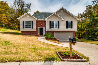 Ooltewah Single Family Home Contingent: 8146 Zoe Dr