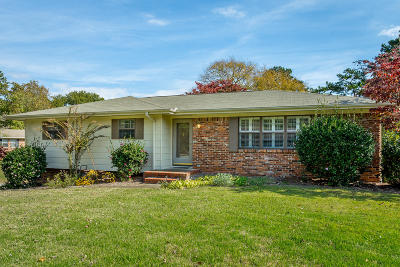 Hixson Single Family Home Contingent: 5814 Northwoods Dr