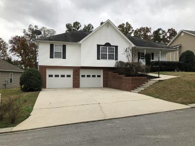 Ooltewah Single Family Home Contingent: 6082 Wardwell Dr