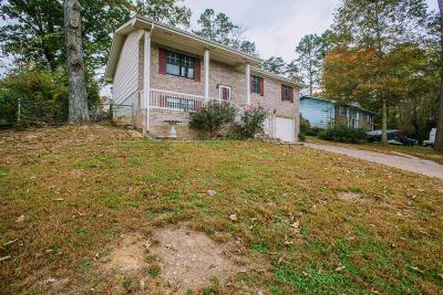Hixson Single Family Home Contingent: 7501 S Dent Rd