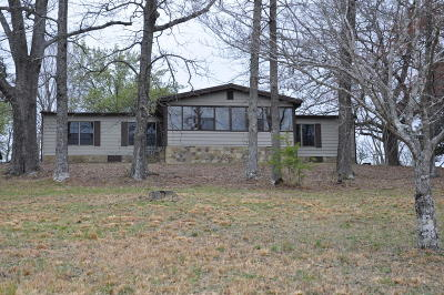 Single Family Home For Sale: 1205 Sequoyah Access Rd