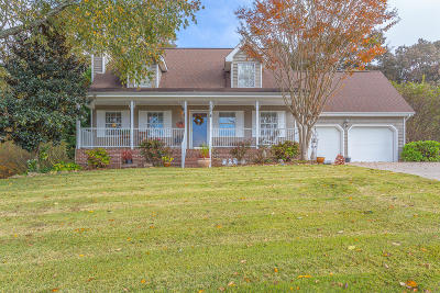 Soddy Daisy Single Family Home For Sale: 10048 Rolling Wind Dr