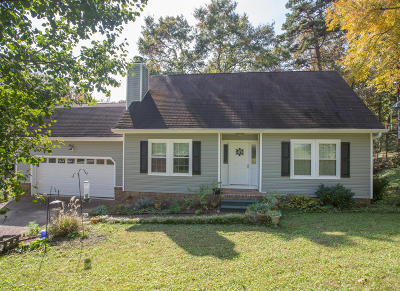 Hixson Single Family Home Contingent: 1038 Hill Crest Rd