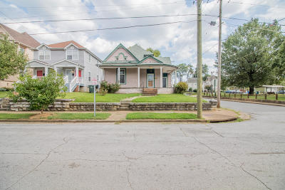 Chattanooga Single Family Home For Sale: 1612 Mitchell Ave