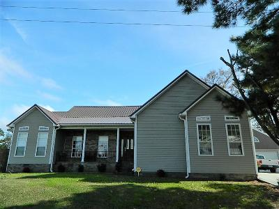 Trenton Single Family Home For Sale: 1842 S Highway 301