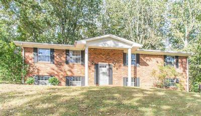 Cleveland Single Family Home Contingent: 1090 SE Forest Dr