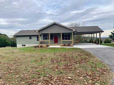 Ringgold Single Family Home Contingent: 417 Fowler Rd