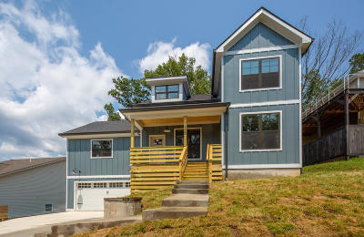 Chattanooga Single Family Home For Sale: 984 Hiram Ave