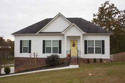 Hixson Single Family Home Contingent: 512 Titanium Dr