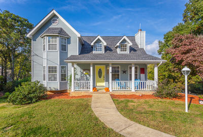 Ringgold Single Family Home Contingent: 69 W Pine Dr