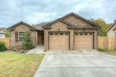 Chattanooga Single Family Home Contingent: 2786 Forest Rd