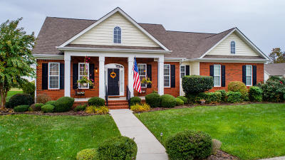 Ooltewah Single Family Home For Sale: 8278 Fisherman Ln