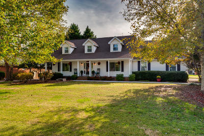 Ooltewah Single Family Home For Sale: 7728 Diamondhead Dr