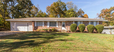 Hixson Single Family Home Contingent: 4407 Comet Tr