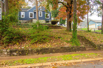 Chattanooga Single Family Home Contingent: 1127 W Mississippi Ave