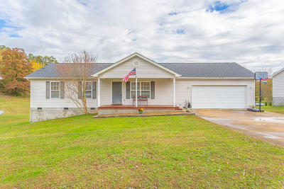 Ringgold Single Family Home Contingent: 1005 Holcomb Rd