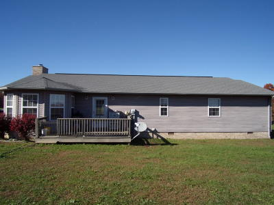 Bledsoe County Single Family Home For Sale: 51 Horseshoe L Ln