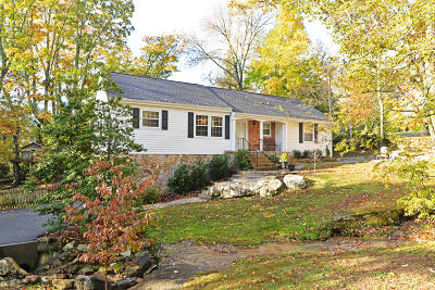 Lookout Mountain Single Family Home Contingent: 216 Pied Piper Tr