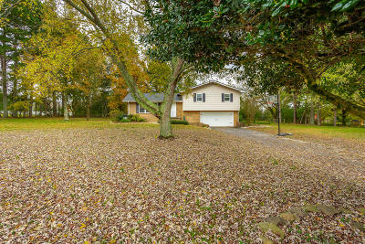 Ooltewah Single Family Home For Sale: 8622 Blueberry Ln