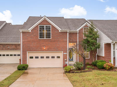 Chattanooga Townhouse For Sale: 7853 Legacy Park Ct