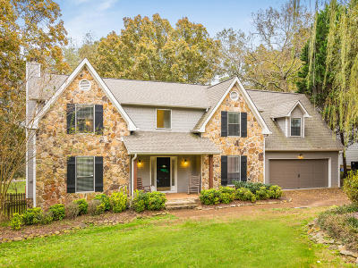 Ooltewah Single Family Home Contingent: 5410 Woodbridge Dr