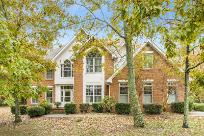 Ooltewah Single Family Home For Sale: 9742 Deer Ridge Dr