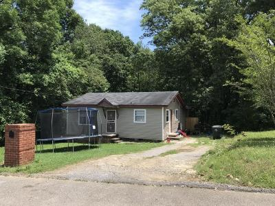 Chattanooga Single Family Home For Sale: 5232 Lomnick St