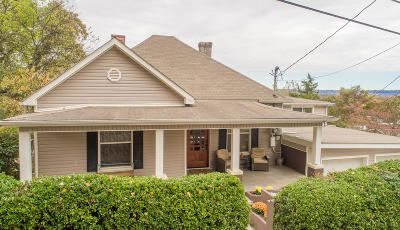 Chattanooga Single Family Home For Sale: 1715 W 39th St