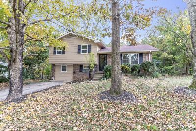 Ooltewah Single Family Home Contingent: 4018 E Freedom Cir