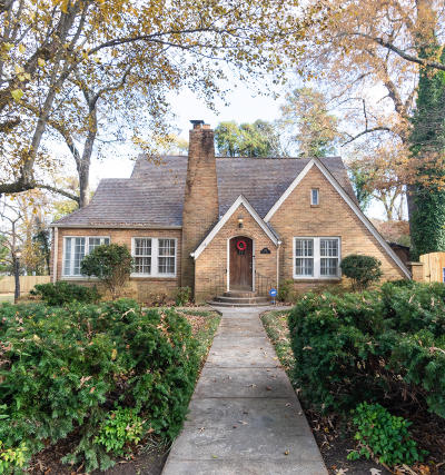 Chattanooga Single Family Home For Sale: 102 Vista Dr