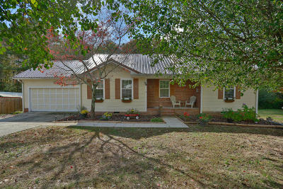 Ringgold Single Family Home For Sale: 138 Hickory Dr