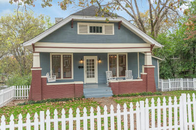 Chattanooga Single Family Home For Sale: 808 Mississippi Ave